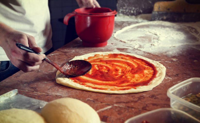 jak zrobić mini pizze